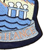 4604th Support Squadron Texas Tower 2 Patch   Lower Right Quadrant