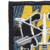 12th Special Forces Group Flash W/Crest Patch | Upper Left Quadrant