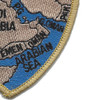 Operation Desert Storm Map Patch | Lower Right Quadrant