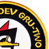 2nd Comdesdevgru Destroyer Development Group Patch - Version A | Upper Right Quadrant