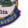 4th Squadron 3rd Aviation Cavalry Regiment Patch - Version B | Lower Right Quadrant