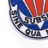 82nd Airborne Support Battalion Subsidium Patch | Lower Left Quadrant