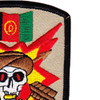 Combined Joint Special Operations Task Force Afghanistan Shield Patch | Upper Right Quadrant