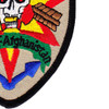 Combined Joint Special Operations Task Force Afghanistan Shield Patch | Lower Right Quadrant
