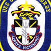 USS Cape St. George CG-71 Patch | Center Detail