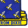 485th Infantry Regiment Patch | Lower Right Quadrant