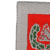 27th Engineer Battalion Patch | Upper Left Quadrant