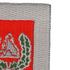 27th Engineer Battalion Patch | Upper Right Quadrant