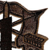 1st Special Forces Group Crest OD Green Patch | Upper Right Quadrant