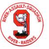 Rivron 9 Naval River Squadron Nine Patch River Raiders
