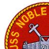 USS Noble APA-218 Patch | Upper Left Quadrant