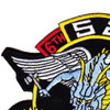 6th Battalion 52nd Aviation Regiment Company A Patch | Upper Left Quadrant