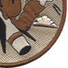 157th Fighter Squadron Patch | Lower Right Quadrant
