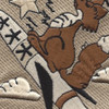 157th Fighter Squadron Patch | Center Detail