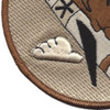 157th Fighter Squadron Patch | Lower Left Quadrant