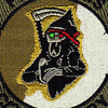 2nd Squadron 6th Aviation Attack Air Cavalry Regiment Company C Patch OD | Center Detail