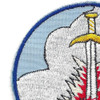 VS-35 Sea Control Squadron Patch | Upper Left Quadrant