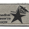 47th Medical Company Patch Hook And Loop | Center Detail