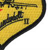 A-10 Thunderbolt II Large Patch | Lower Right Quadrant