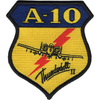 A-10 Thunderbolt II Large Patch