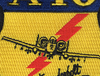 A-10 Thunderbolt II Large Patch | Center Detail