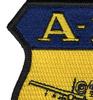 A-10 Thunderbolt II Large Patch | Upper Left Quadrant
