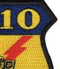 A-10 Thunderbolt II Large Patch | Upper Right Quadrant
