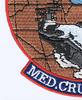 USS Forrestal CV-59 Med. Cruise 1978 Patch | Lower Left Quadrant