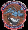 USS Forrestal CV-59 Med. Cruise 1978 Patch