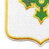 47th Infantry Regiment Patch   Lower Left Quadrant