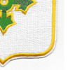 47th Infantry Regiment Patch   Lower Right Quadrant