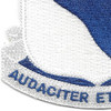 47th Armored Infantry Battalion Patch | Lower Left Quadrant