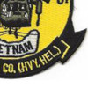 478th Aviation Company Heavy Helicopters Patch | Lower Right Quadrant