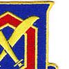 476th Chemical Battalion Patch | Upper Right Quadrant