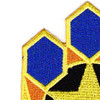 472nd Chemical Battalion Patch | Upper Left Quadrant