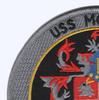 DD-948 USS Morton Ship Patch | Upper Left Quadrant