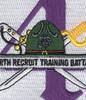 4th Recruit Training Battalion Patch