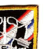 46th Special Forces Group Flash with Crest Patch | Upper Right Quadrant