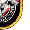46th Special Forces Group Flash with Crest Patch | Lower Right Quadrant