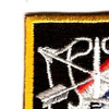 46th Special Forces Group Flash with Crest Patch | Upper Left Quadrant
