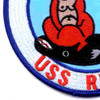 SS-487 USS Remora Patch | Lower Left Quadrant