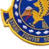VFA-303 Patch Golden Hawks | Lower Left Quadrant