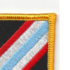 46th Special Forces Group Airborne Flash Patch | Upper Right Quadrant