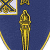 46th Infantry Regiment Patch | Center Detail