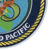 Commander Task Force CTF 75 - NEFCPAC Patch