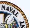 1st Naval Construction Regiment Patch