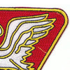 46th Field Artillery Group Patch | Upper Right Quadrant