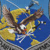 USAF Air to Air Missile Systems Wing Patch | Center Detail