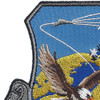 USAF Air to Air Missile Systems Wing Patch | Upper Left Quadrant