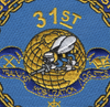 31st Seabee Readiness Group Patch
